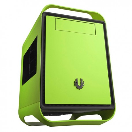 BitFenix Prodigy Window Green Mini ITX Casing