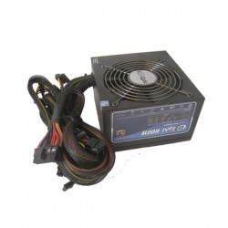 Enlight BLACK SILVER 600W Power Supply