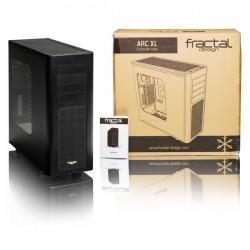 Fractal Arc XL R2 Window Black Casing