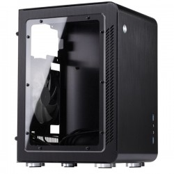 Jonsbo U2 Window Black - Mini ITX, ATX PSU, Window Casing