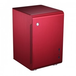 Jonsbo U2 Red - Mini ITX, ATX PSU Casing