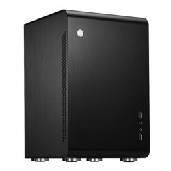 Jonsbo U2 Black - Mini ITX, ATX PSU Casing