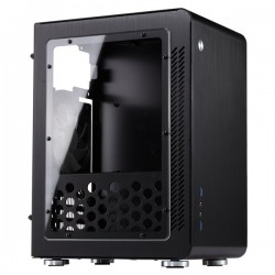 Jonsbo U3 Black Window - Micro ATX, ATX PSU, Window Casing