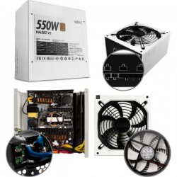 NZXT HALE82 V2 550W Power Supply
