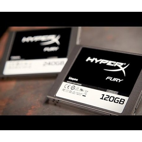 Kingston SHFS37A/120G HyperX Fury 120GB SATA3