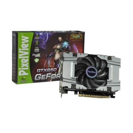 Pixel View Geforce GTX 650 1024MB DDR5 VGA