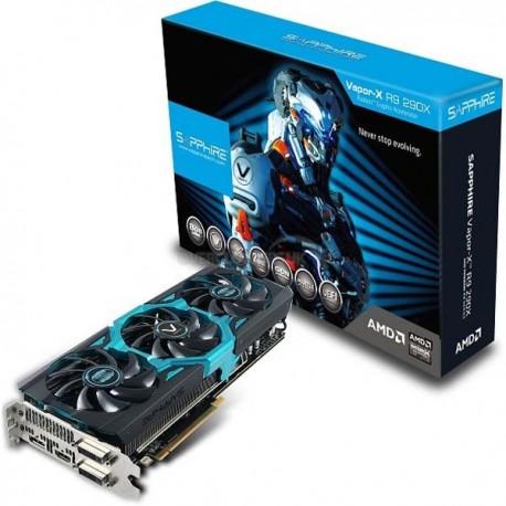 Sapphire 100361-8GVXSR Radeon VAPOR-X R9 290X 8GB GDDR5 TRI-X VGA