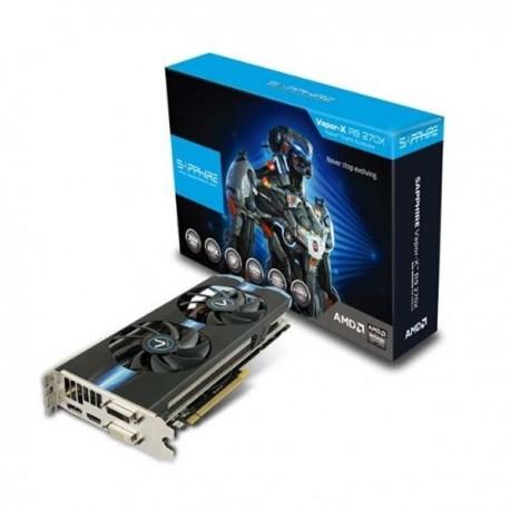 Sapphire 100364VXL Radeon R9 270X 2G GDDR5 VAPOR-X VGA