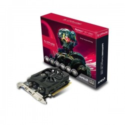 Sapphire 100368USR Radeon R7 250 1G GDDR5 PCI-Express WITH BOOST VGA