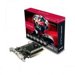 Sapphire 100369LP Radeon R7 240 2G DDR3 PCI-Express WITH BOOST VGA