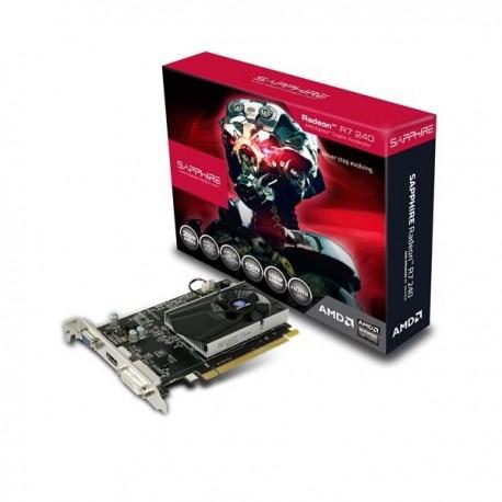 Sapphire 100369LP Radeon R7 240 2G DDR3 PCI-Express WITH BOOST VGA