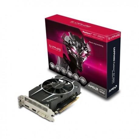 Sapphire R7-260X-CDF4 Radeon R7 260X 1G GDDR5 OC Version VGA