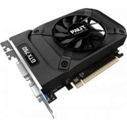Digital Alliance Geforce GTX 750 StormX OC 1GB DDR5 128 Bit VGA