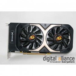 Digital Alliance Geforce GTX 750 Ti StormX Dual 2GB DDR5 128 Bit VGA