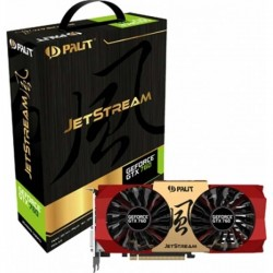Digital Alliance Geforce GTX 760 2048MB DDR5 256 Bit Jetstream VGA