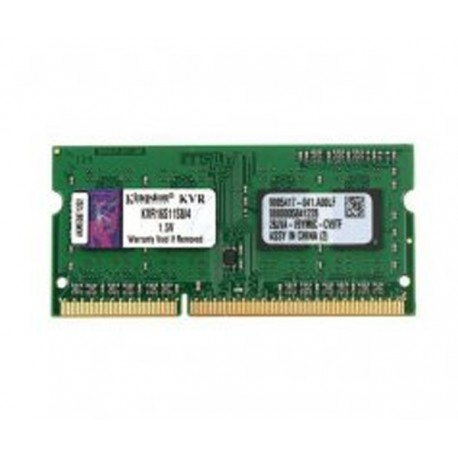 Kingston DDR3 4GB PC12800 Single Channel Memory