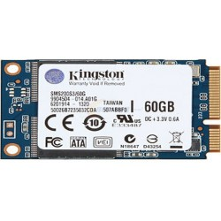 Kingston SMS200S3/60G 60GB SATA3 mSATA