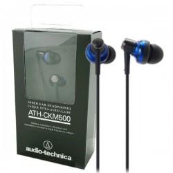 Audio Technica ATH CKM500 , Inner Earphone Black