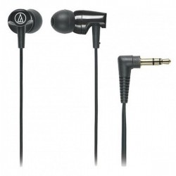 Audio Technica ATH CLR100 , Inner Earphone Black