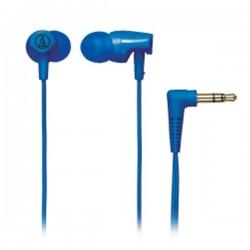 Audio Technica ATH CLR100 , Inner Earphone Blue