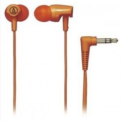 Audio Technica ATH CLR100 , Inner Earphone Orange