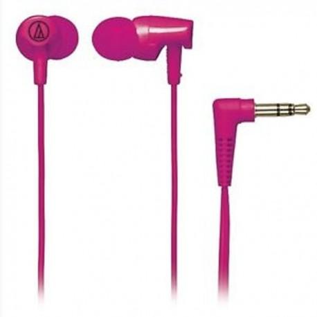 Audio Technica ATH CLR100 , Inner Earphone Pink