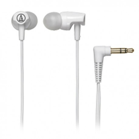 Audio Technica ATH CLR100 , Inner Earphone White