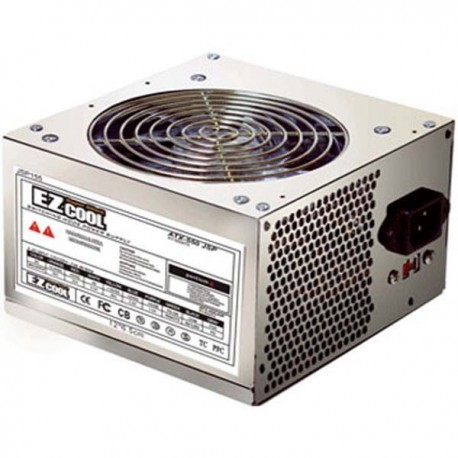 Ezcool 600W - PS-05-600 - 80+ Bronze Power Supply