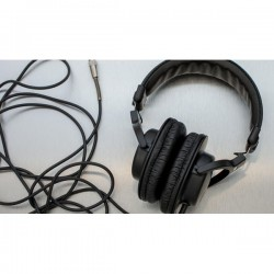 Audio Technica ATH M30 , Monitoring Headsets