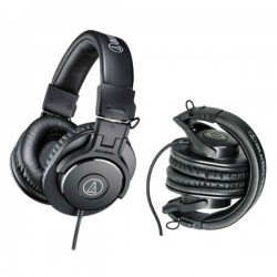 Audio Technica ATH M30X , Monitoring Headsets