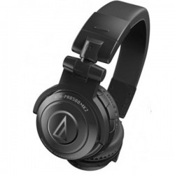 Audio Technica ATH PRO500MK2 , Pro DJ Headsets Black