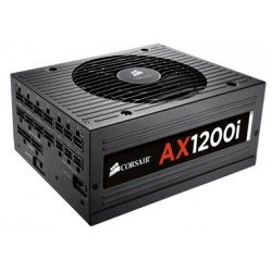 Corsair AX Series Digital 1500W Fully Modular AX1200i - Platinum Power Supply