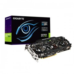 Gigabyte GV-N78TGHZ-3GD Geforce GTX780 Ti 3072MB DDR5 VGA