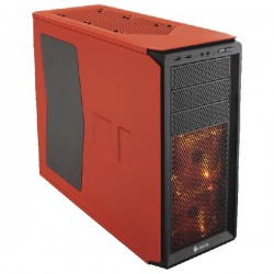 Corsair Graphite 230T (Orange/Grey) Casing