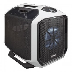 Corsair Graphite 380T Mini ITX (Black/White) Casing