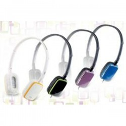 Genius GHP 420S (Black,Blue,White & Purple)