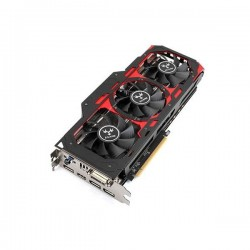 iGame nVidia GTX 970 4GB DDR5 Ymir TOP OC - Triple Fan With Air Kit VGA