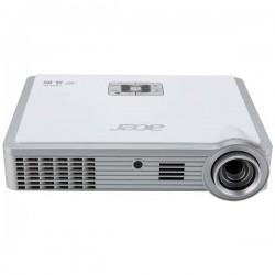 Acer K335 DLP LED WXGA(1280x800) Contras Ratio : 10.000:1 1000 Ansi Lumens Proyektor