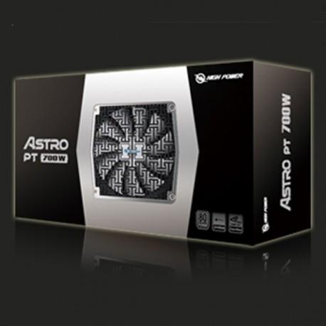 High PowerAstro 700 Watt 80+ Platinum Power Supply