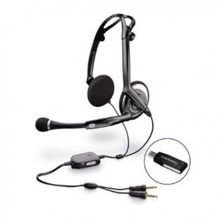 Plantronics Audio 470 USB (Foldable) Headset