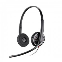 Plantronics Black Wire 320 Headset