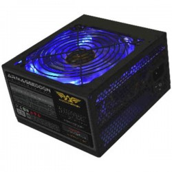 Power Logic Armageddon Voltron 500w - Blue Led Fan Power Supply
