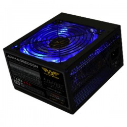 Power Logic Armageddon Voltron 400w - Blue Led Fan Power Supply