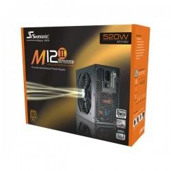 Seasonic M12II-520 Evo Edition 520W Full Modular - Bronze - 5 Years Power Supply
