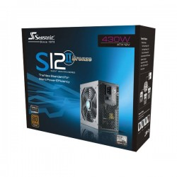 Seasonic S12II-430 430W - Bronze - 5 Years Power Supply
