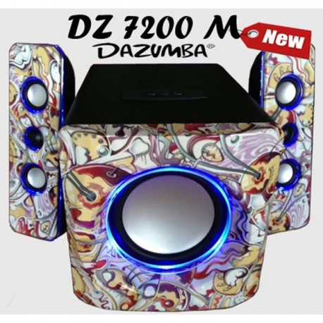 Dazumba DZ 7200m Speaker
