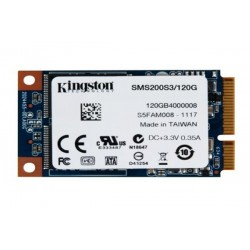 Kingston SMS200S3/120G 120GB SATA3 mSATA