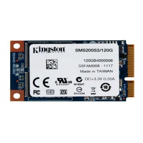 Kingston SMS200S3/120G 120GB SATA3 mSATA