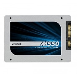 "Crucial CT1024M550SSD1 M550 1TB 2.5"" SATA 6Gb/s"