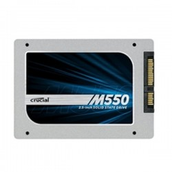 "Crucial CT128M550SSD1 M550 128GB SATA 2.5"" 7mm"